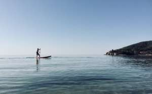 Risveglio con lo Stand up Paddle