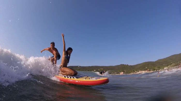 Surf e divertimento: Il nuovo Video di Elba Water Sports