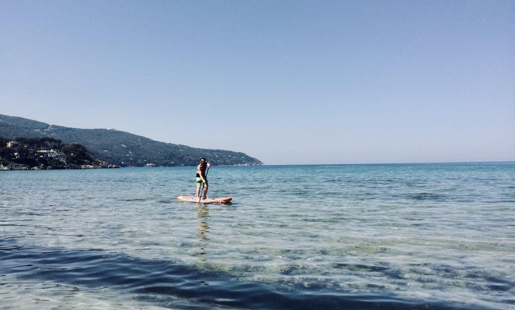 SUP e Surf