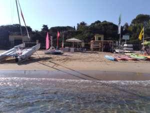Risveglio ad Elba Water Sports