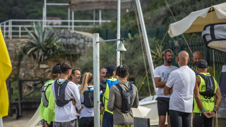 Elba Water Sports Sup Race 2018