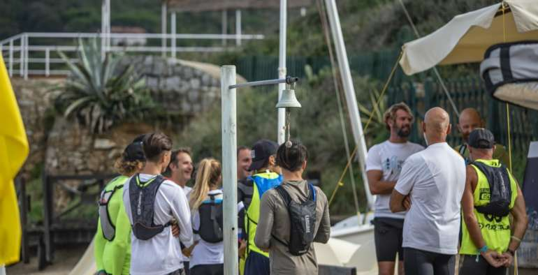 Elba Water Sports Sup Race 2018