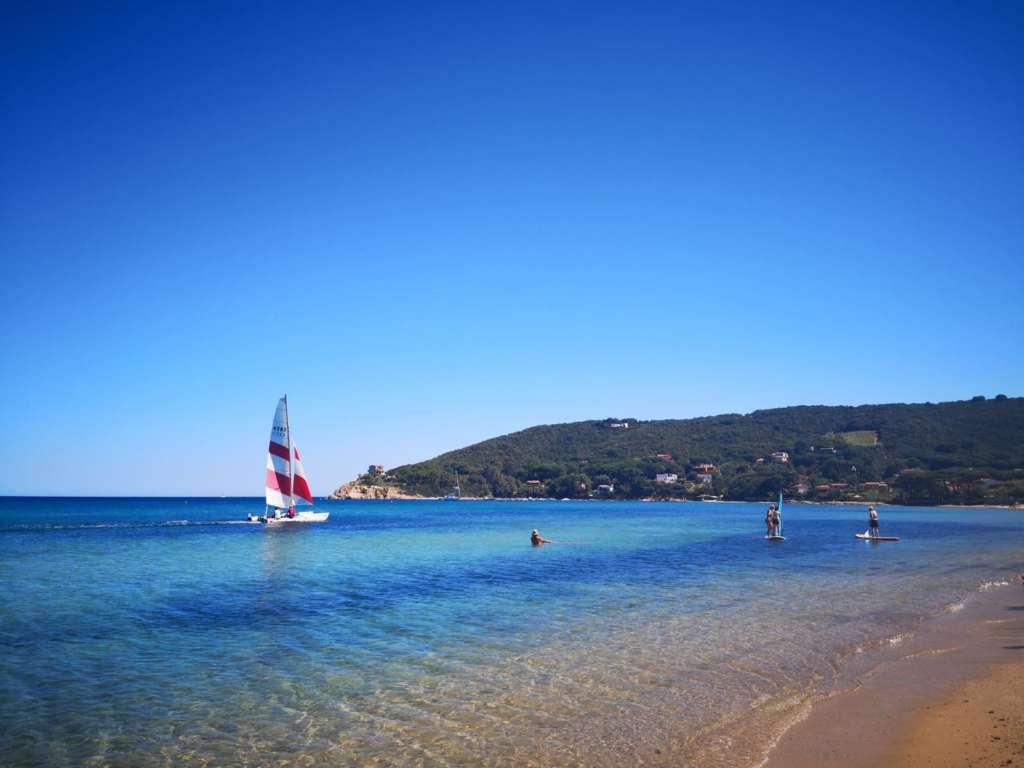 Vacanze estive all' Elba
