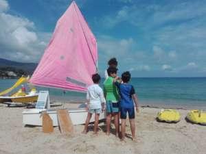 corsi di vela per bambini
