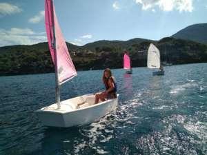 corsi vela bambini Elba